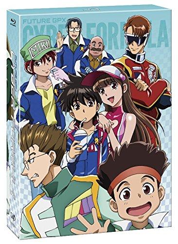 おすすめアニメ キャッチ 新世紀GPXサイバーフォーミュラ Blu-ray BOX スペシャルプライス版