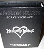 Disney Kingdom Hearts Xaldin's Lances Lindworm Weapon Pendant with Chain