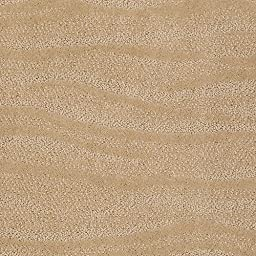 7\'x9\' Surfs Up Chamois | Pattern Cut Pile and Loop Textured Area Rug