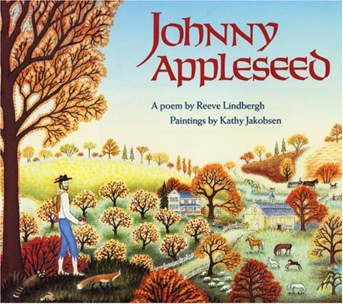 Johnny Appleseed, Reeve Lindbergh
