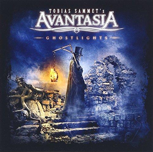 Tobias Sammets Avantasia - Ghostlights - (NB 3635 - 4) - Deluxe Edition - 3CD - FLAC - 2016 - WRE Download
