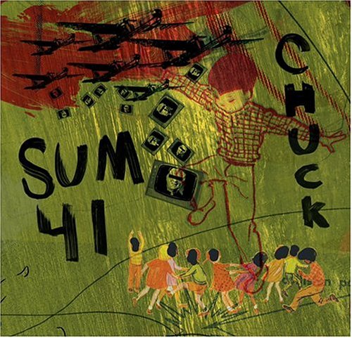 Original album cover of Chuck by Sum 41