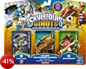 Skylanders Giants: Golden Dragonfire Cannon Battlepack [Edizione: Regno Unito]