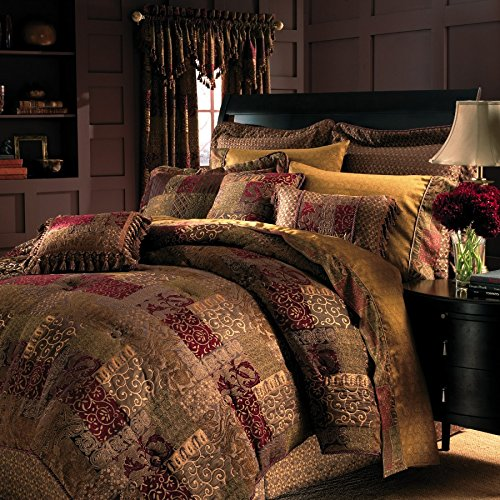 Galleria California King Comforter Set by Croscill