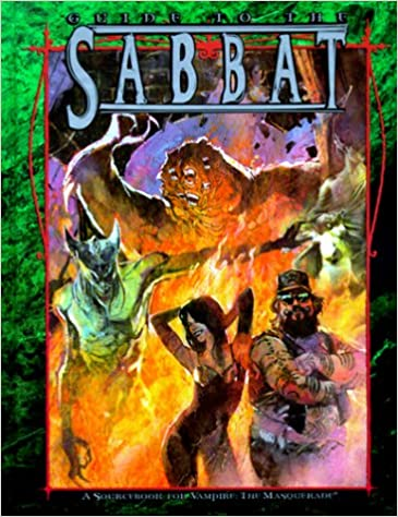 Guide to the Sabbat (Vampire: The Masquerade Novels)