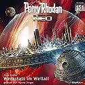 Werkstatt im Weltall (Perry Rhodan NEO 151) Hörbuch von Arno Endler Gesprochen von: Hanno Dinger