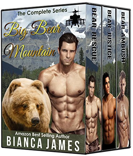 Big Bear Mountain: The Complete Series by Bianca James ebook deal