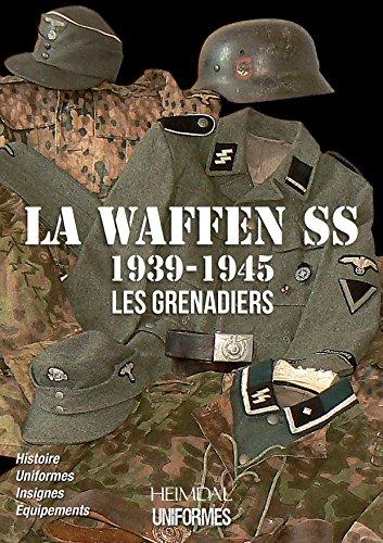 Waffen-SS: 1939-1945  [Bertin, Herve] (Tapa Dura)
