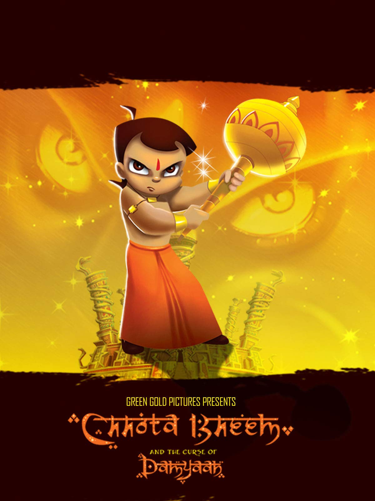 Chhota Bheem and the Curse of Damyaan