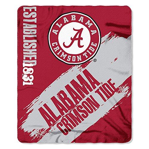 Alabama Crimson Tide NCAA Fleece 50