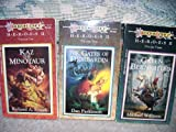 img - for DragonLance: Heroes II (3 Volume Set) book / textbook / text book