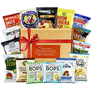 Gluten Free Snacks Organic Gift Bundle (All Natural, Non-GMO, GMO Free, No Artificial Colors or Flavors) Kids, Healthy, Treats 15ct