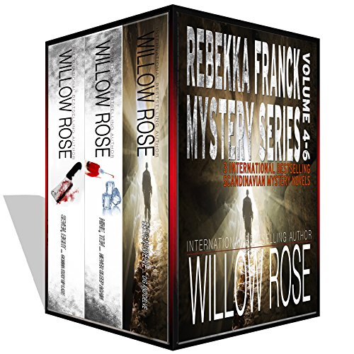 The Queen of Scream Novels channels Wes Craven in this 3-in-1 boxed set!  Rebekka Franck Mystery Series vol 4-6 by Willow Rose