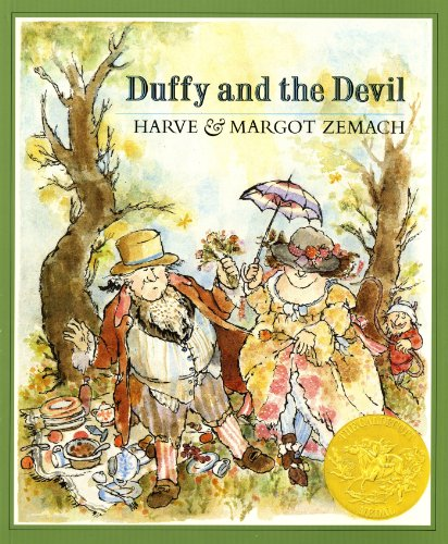 Duffy and the Devil (Sunburst Book)