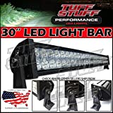 "30"" Led Off Road Led Light Bar Flood/Spot Combo Beam- 3W Led-180W-11,250 Lumen"