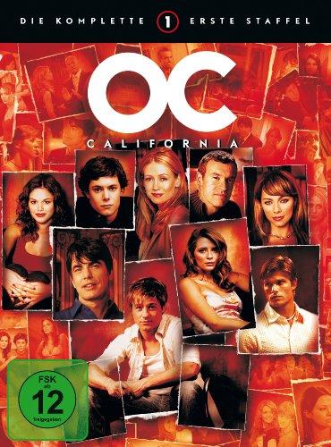 O.C., California - Die komplette erste Staffel [7 DVDs]