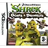 echange, troc Shrek: Ogres and Dronkeys (Nintendo DS) - UK Import