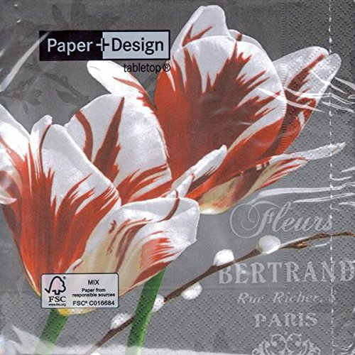rembrandt-tulip-napkins-3ply-33cm-x-33cm-pack-of-20