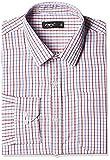 AFL Men's Formal Shirt (8907403137673_1000341798_40_Red)