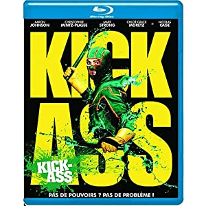 Blu-ray Kick-Ass