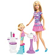 Barbie I Can Be Babysitter Playset