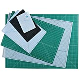 Cutting Mat Opaque Grn & Blk 48x96 *os2