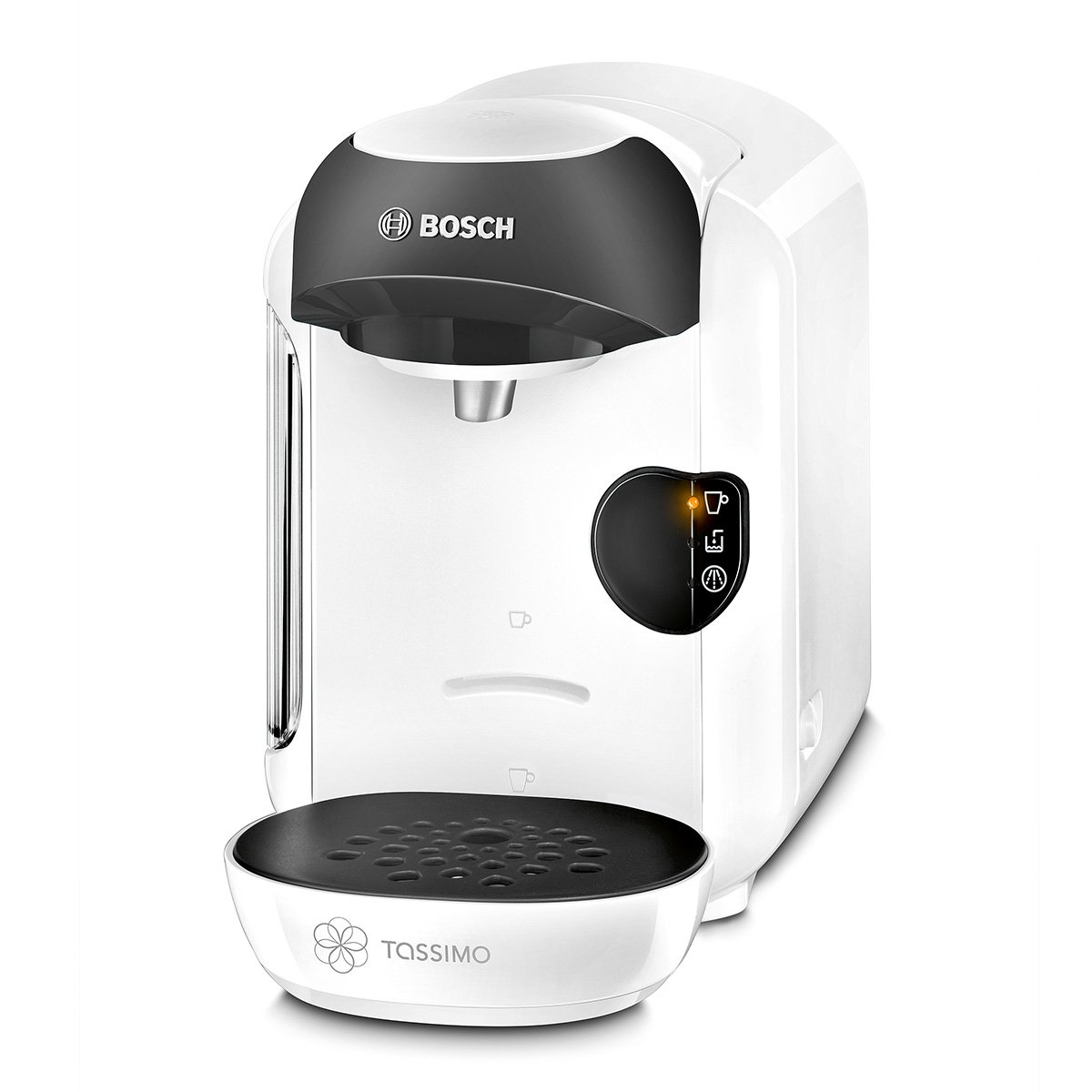 Bosch Coffee Maker Hot Water : Bosch Tassimo TAS1254GB Vivy Multi Beverage Hot Drinks Coffee Machine 1300 White eBay