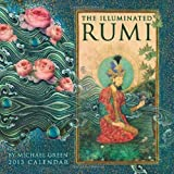 The Illuminated Rumi 2013 Wall Calendar