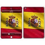 """atFoliX Designfolie """"Spanien Flagge"""" f�r Apple iPad Mini - ohne Displayschutzfolievon """"Designfolien@FoliX"""""""