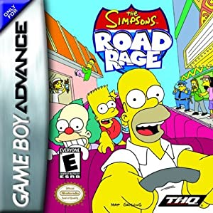 The Simpsons Road Rage from Electronic Arts