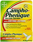 Campho-phenique Cold Sore Treatment with Drying Action, 0.23 Ounce