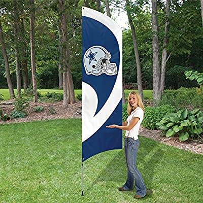 Party Animal Officially Licensed NFL Flag Tailgating Kit