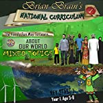 Brian Brain's National Curriculum KS1 Y1 About Our World Mixed Topics   Russell Webster