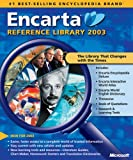 Microsoft Encarta Reference Library 2003  [OLD VERSION]