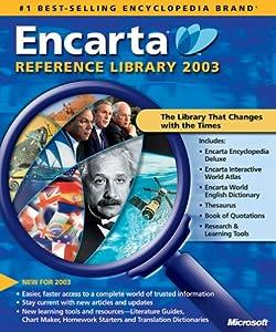 What is Encarta Encyclopedia