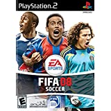 FIFA 08 - PlayStation 2