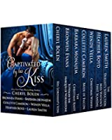 Captivated By His Kiss: A Limited Edition Boxed Set of Seven Regency Romances (English Edition)