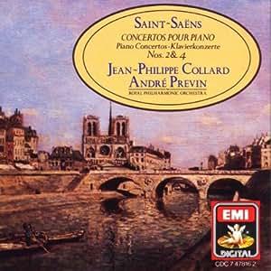 Saint-Saens: Piano Concerto 2, 4