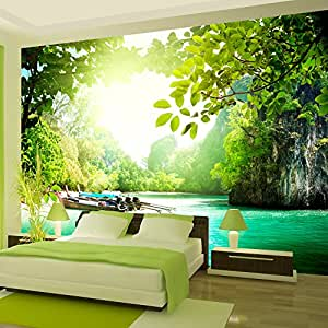 non woven top photo wallpaper murals wall mural