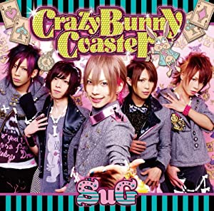CRAZY BUNNY COASTER(CD+DVD)(ltd.ed.)(TYPE B)