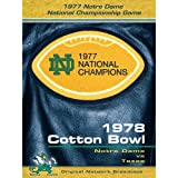 Cover art for  1978 Cotton Bowl: Notre Dame Vs. Texas