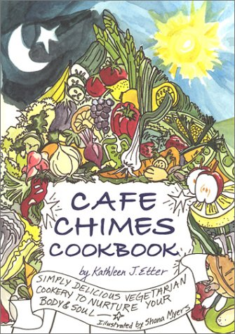 Cafe Chimes Cookbook096297093X : image
