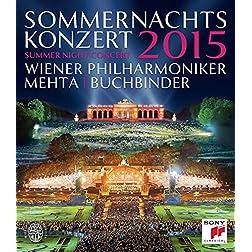 Sommernachtskonzert 2015 [Blu-ray]