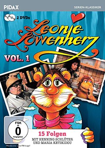 Leonie Löwenherz, Vol. 1 / Die ersten 15 Folgen der Kult-Serie (Pidax Serien-Klassiker) [2 DVDs]