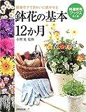 鉢花の基本12か月―簡単ケアできれいに咲かせる (特選実用ブックス)