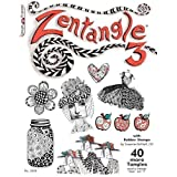Zentangle?3 by CZT Suzanne McNeill (2012)