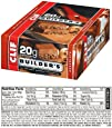 Clifbar Clifbar Builders Protein Bar - 12 Pack Chocolate, One Size Chocolate, One Size