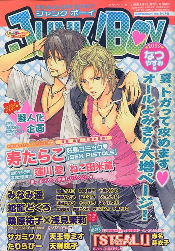 JUNK ! BOY (ジャンクボーイ) 2009年 09月号 [雑誌]