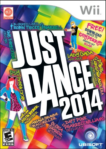Just Dance 2014 – Nintendo Wii