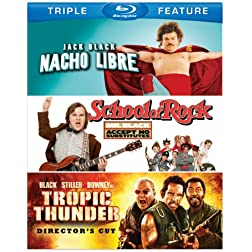 Jack Black: Triple Feature [Blu-ray]